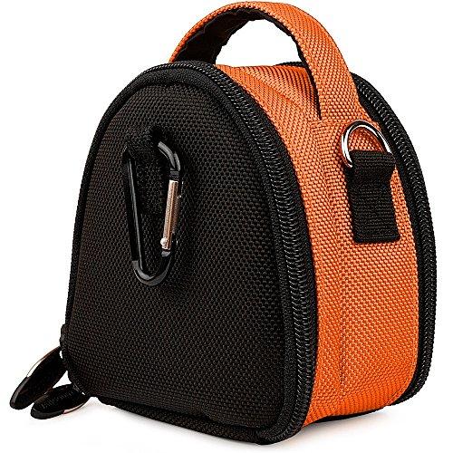 Camera Case Top DBPower Handle CrossBody EX5000 Action X1HD12MP Accessories Orange Waterproof Camera Handbag HwxAF