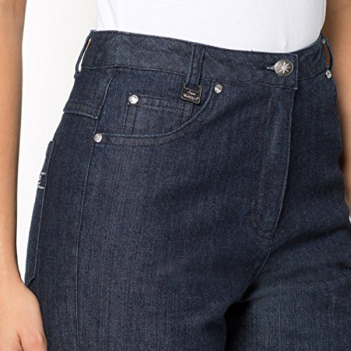 Weyburn Vita Donna Straight La Jeans Bassa Grezzo Anne Redoute Blu Ex6wxqfa