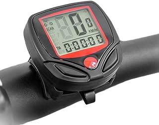 JoyFan Compteur de Vélo sans Fil, Multifonction pour Vélo Compteur de Vitesse et Odomètre avec Rétroéclairage