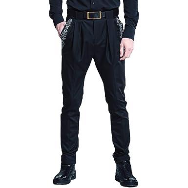 BIRAN Niñas Pantalones para Hombre Primavera Otoño ...