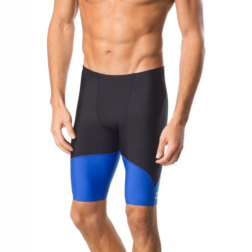Speedo Men's Swimsuit Jammer Endurance+ Splice Team