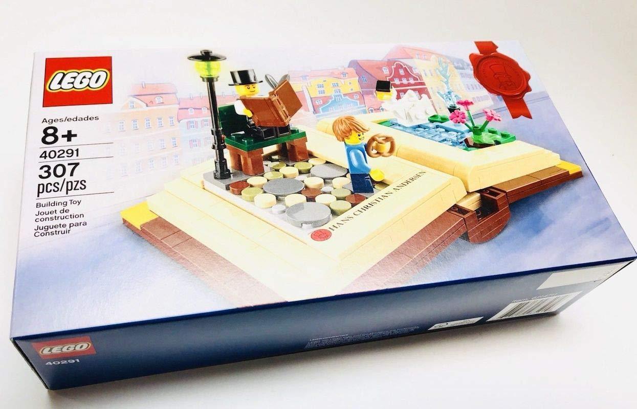 レゴ (LEGO) アンデルセンのクリエイティブ絵本40291