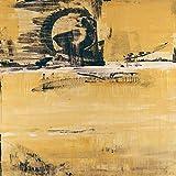 """Giant Art OJAR-2747 Impresión en lienzo giclee abstracta moderna enorme con una camilla Easy DIY, 84 """"x 84"""""""