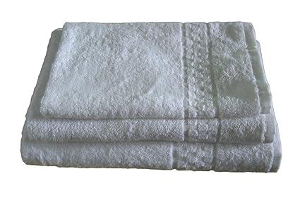 Fernando Bolognino-Juego de toallas de baño idro Manopla de baño de 450 gr/