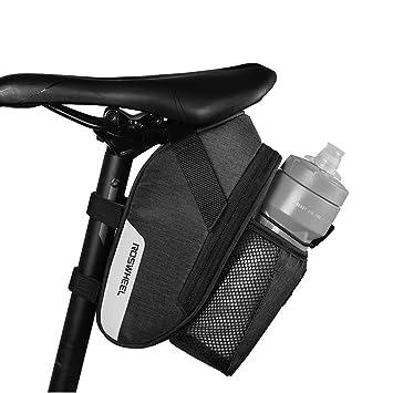 Amazon.com: COTEETCI Bolsas de Bicicleta Parte superior Tubo ...