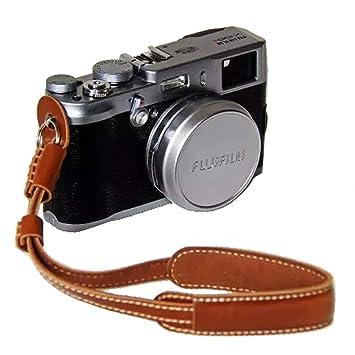 Correa de Mano para cámara réflex Digital Canon Point Shoot ...