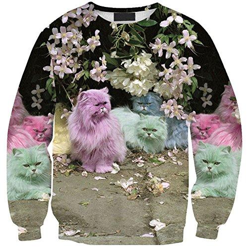 Multicoloured Abchic 13 Sweat shirt Femme wqwAgxv