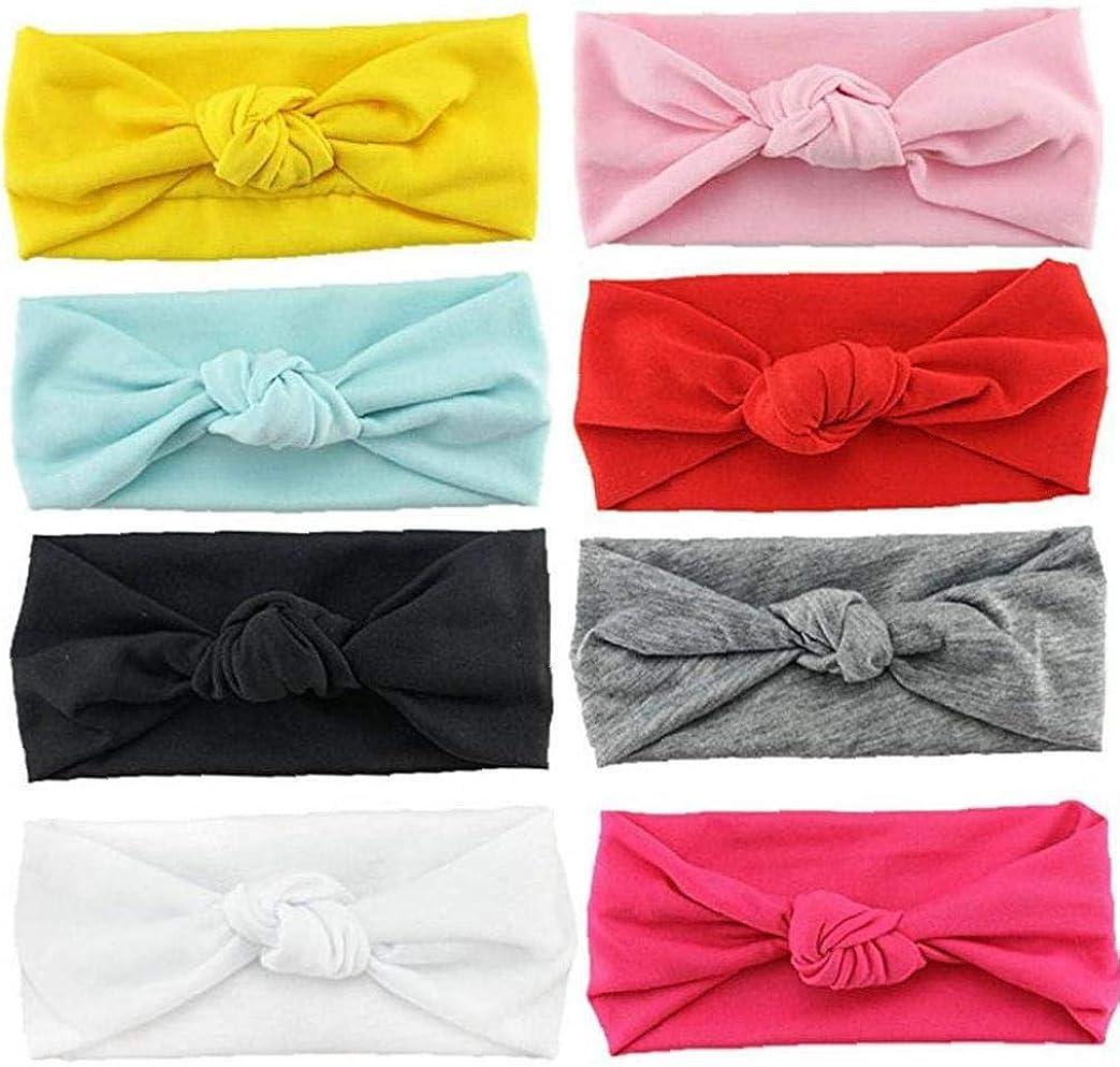 Kopf-Verpackung Mit Haarschleife LjzlSxMF Baby-Stirnband-Neugeborenes Kleinkind Kopfbedeckung