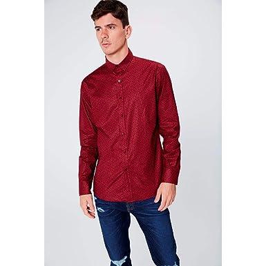 683edc9e5b Camisa Social Masculina  Amazon.com.br  Amazon Moda