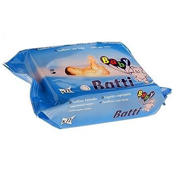 Lea Batti Toallitas Humedas Pack 72 Unidades