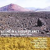 Aliens in a Bebop Planet