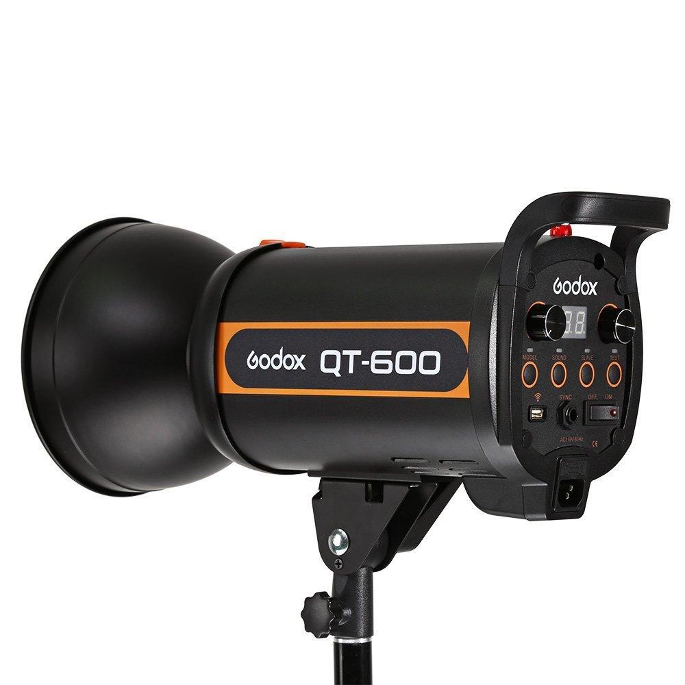 Godox QT600 600W Fast Speed Photography Studio Strobe Flash Light Head 110V by Godox (Image #5)
