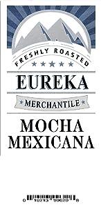 Eureka Merchantile, Mexican Cocoa Mix, Cocoa Mexicana, 10oz. Bag