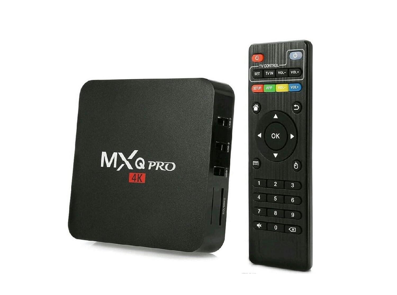 Smart Mini PC avec pré-installé Apps Permet à Votre téléviseur Une Smart TV acemaxtec 18Q MXQ PRO 4K