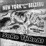 Sore Throat / New York Against by SORE THROAT / NEW YORK AGAINST (2009-01-01)
