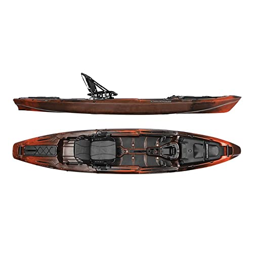 Wilderness Systems ATAK 140 Fishing Kayak