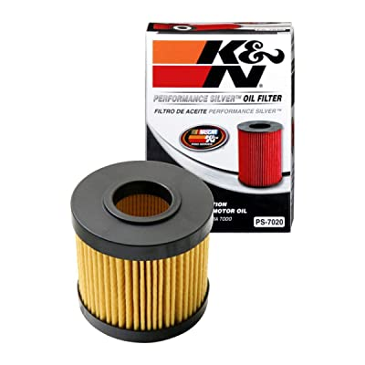 K&N Premium Oil Filter: Designed to Protect your Engine: Fits Select LEXUS/TOYOTA/LOTUS/SCION Vehicle Models (See Product Description for Full List of Compatible Vehicles), PS-7020: Automotive