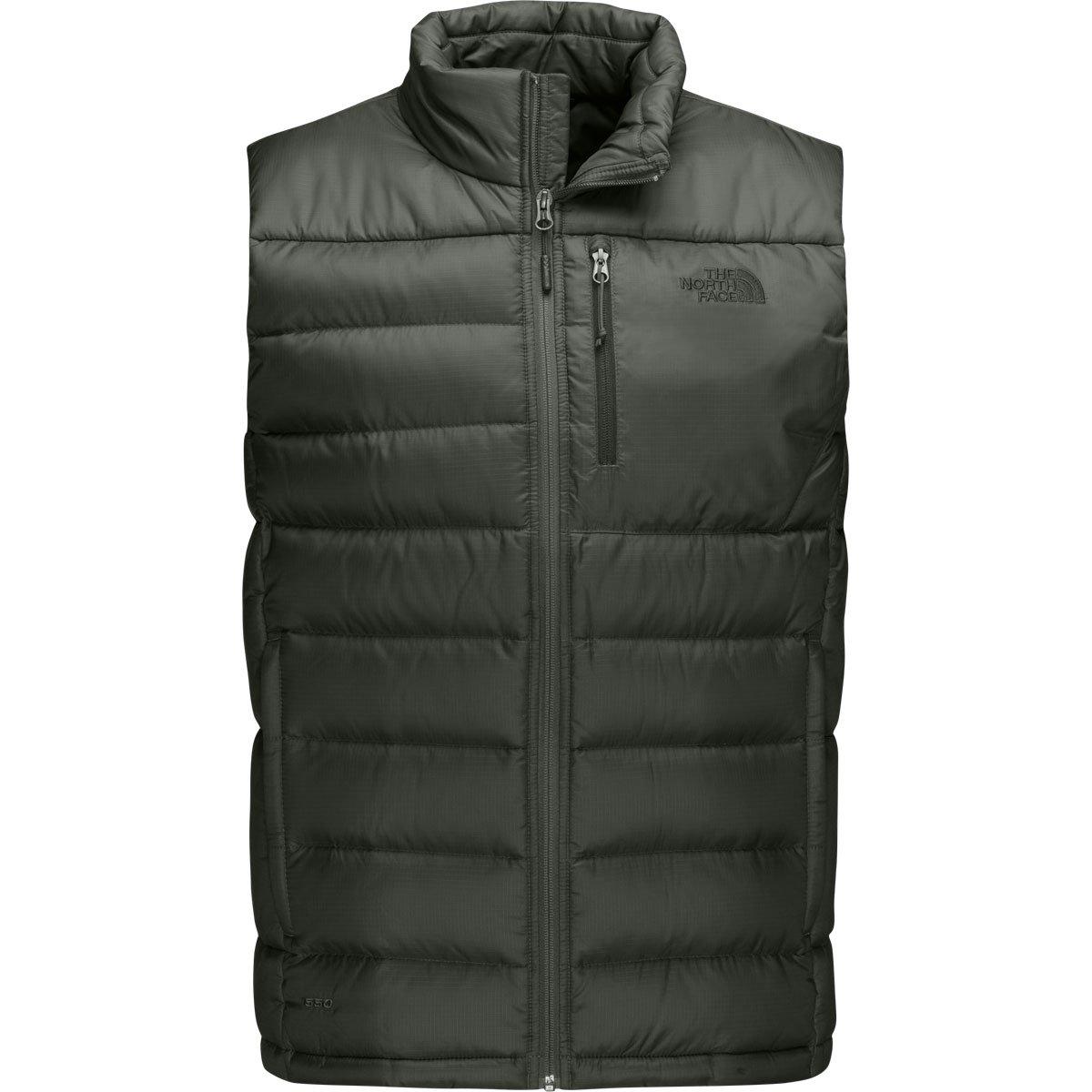 The North Face Aconcagua Vest Men's Fusebox Grey X-Large
