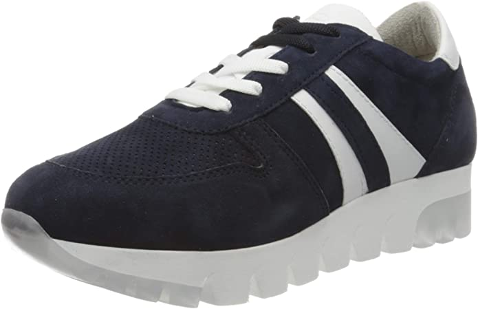 Tamaris Sneakers 23750-24 Damen Marineblau Navy Suede