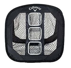 Callaway Chip-Shot - Red de práctica para golf, color negro