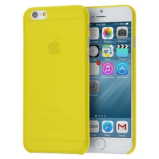 """2084 opinioni per doupi UltraSlim Case per iPhone 6 6S ( 4.7"""" ) satinato fine piuma facile Mat"""