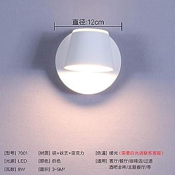 Luz Nocturna 3D Lámpara La Lámpara De La Pared De La Mesita De ...