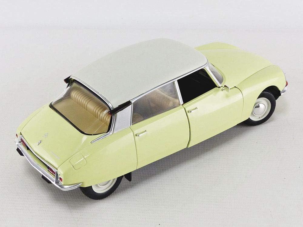 Giallo SOLIDO S1800704 421184780-1:18 Citroen D Speciale Modellino Auto Crema