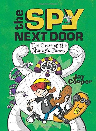 The Curse of the Mummy's Tummy (The Spy Next Door #2)