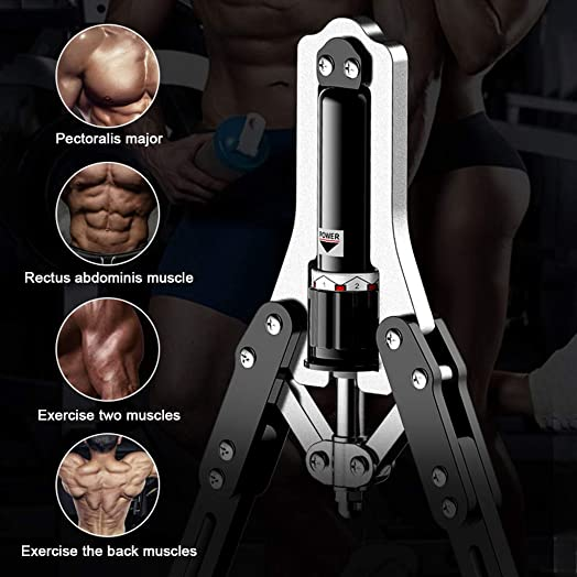 Ongmies Arm Exercise Tool Cylinder Adjustable Power Twister Fitness Arm Training Machine US Stock