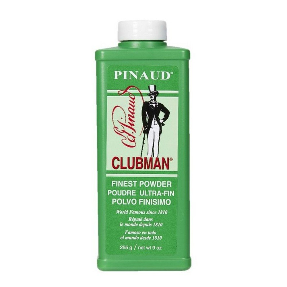 Clubman Pinaud Finest Talc Flesh 9.0 oz AII/CLUBMAN CO. 276500
