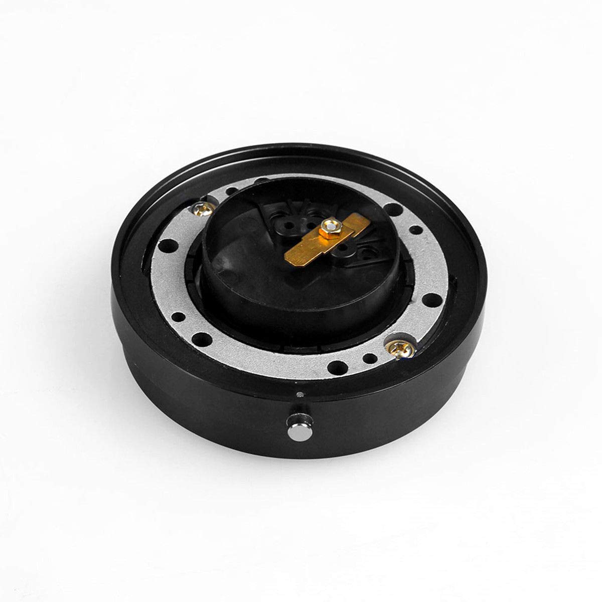 Rot MASO d/ünn Version 6 Loch Lenkrad Quick Release Hub Adapter Snap Off-Boss-Set