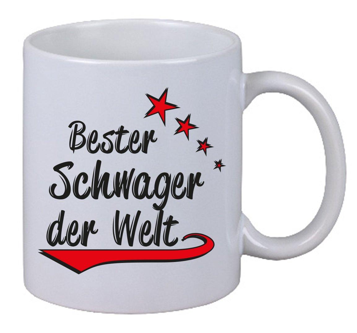 Kaffee Tasse Kaffebecher Merry X-Mas Bester Schwager Der Welt ...