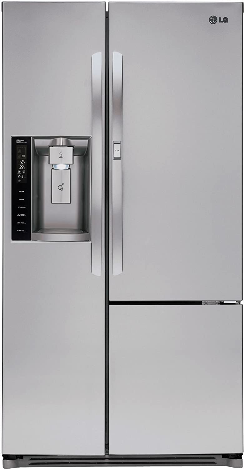 LG LSXS26386S 26 cu. ft. Side-by-Side Refrigerator
