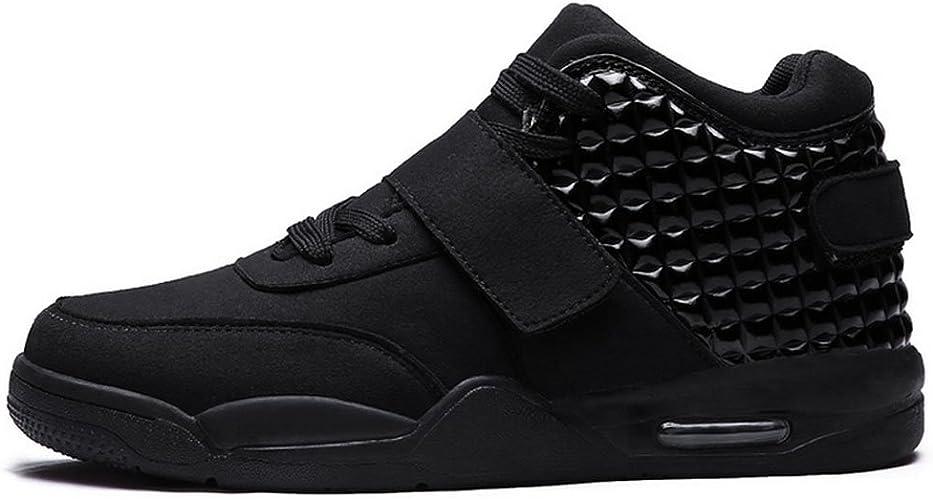 Amazon.com: Seoky - Zapatillas de baloncesto para hombre ...