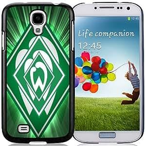 Unique DIY Designed Case For Samsung Galaxy S4 I9500 i337 M919 i545 r970 l720 With Soccer Club Werder Bremen 01 Football Logo Cell Phone Case