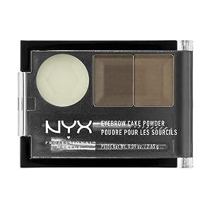 NYX Eyebrow Cake Powder, Blonde, 0.09 oz