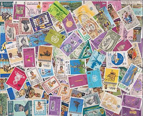 The 8 best brunei stamps