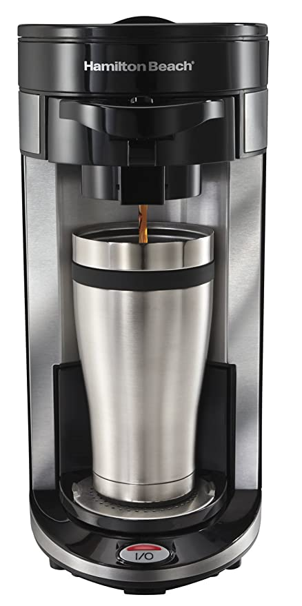Amazon.com: Hamilton Beach marcas 49995r Flex Brew Coffee ...