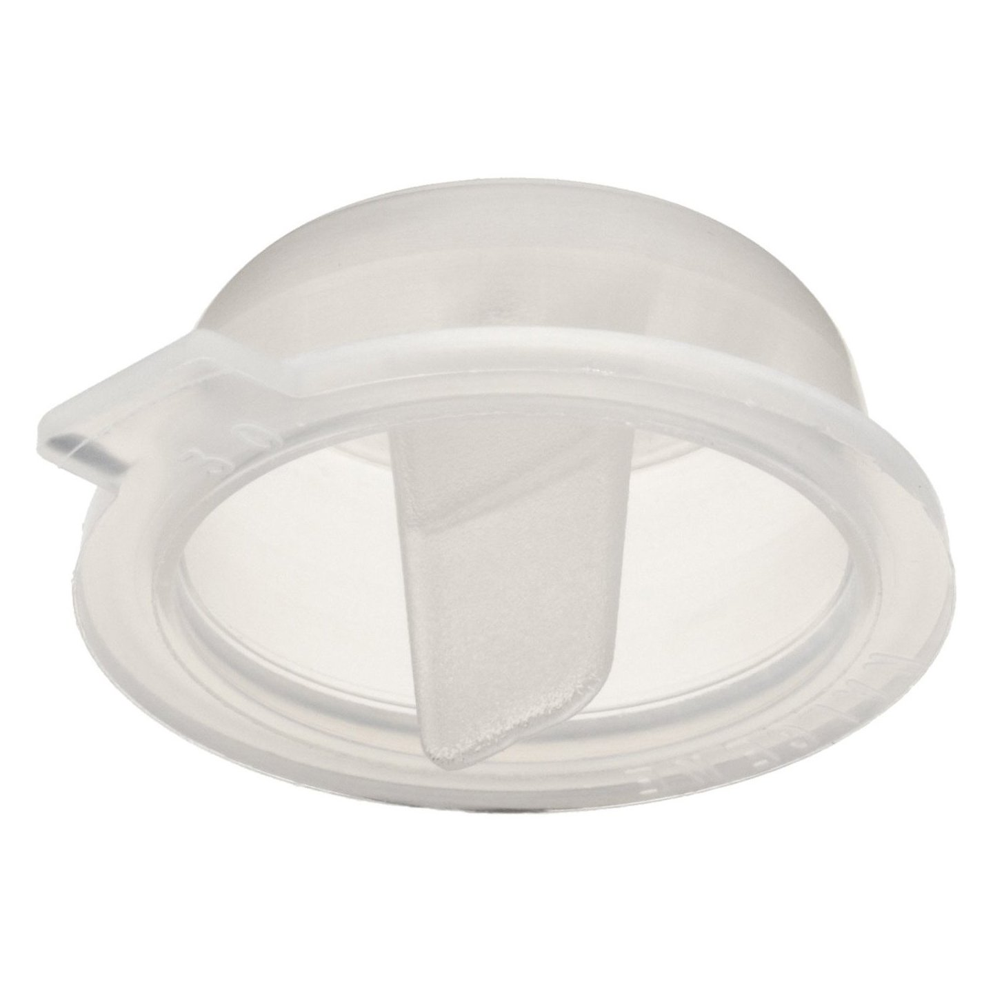Nalgene DS3111-0025 Polypropylene Friction-fit Centrifuge Tube Closure (Case of 20)