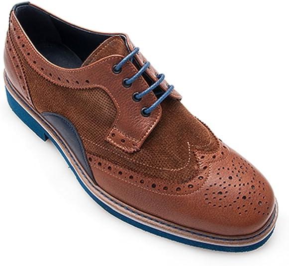 Zerimar Zapatos Hombre | Zapatos Hombre Casuales | Zapatos Hombre Vestir | Zapatos Hombre Piel | Zapatos Hombre Oxford | Fabricados en España: Amazon.es: Zapatos y complementos