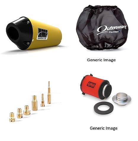 Kit básico para Jet, Pre filtro de aire de espuma de filtro, cartucho amarillo