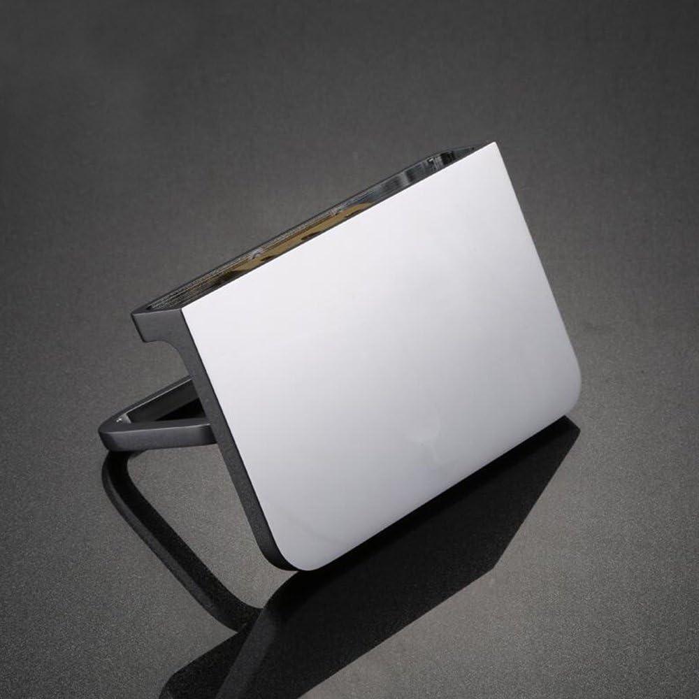 Casewind moderna finitura cromata porta carta igienica con cellulari con mensola da parete in acciaio INOX