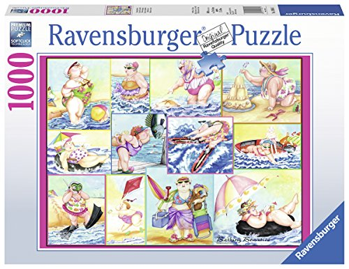 Ravensburger 19864 Bathing Beauties Jigsaw Puzzle (1000 Piece)