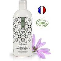 Lait Démaquillant Bio Visage et Yeux - Demaquillant Purifiant Douceur Ingrédients Naturels et Certifié Bio - 100 ml