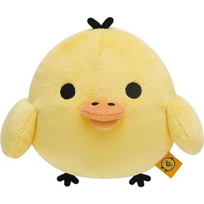 San-x Rilakkuma Plush doll S (Kiiroitori): Toys & Games