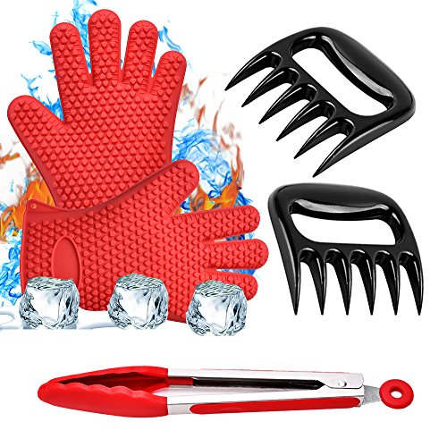 Wosweet Kitchen BBQ Grill Gloves product image