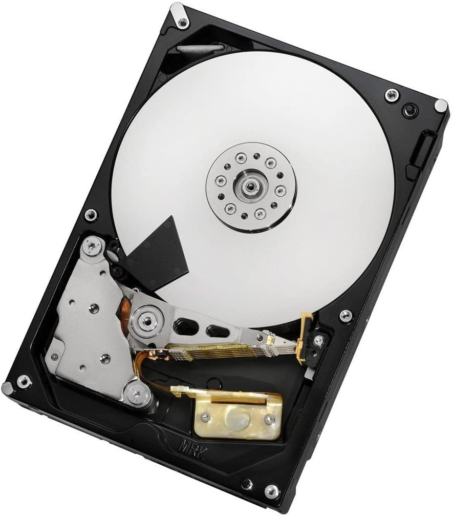 HGST Ultrastar 7K4000 HUS724040ALE641 4TB 64MB Cache 7200RPM SATA III 6.0Gb/s 3.5in Enterprise Internal Hard Drive(Renewed)
