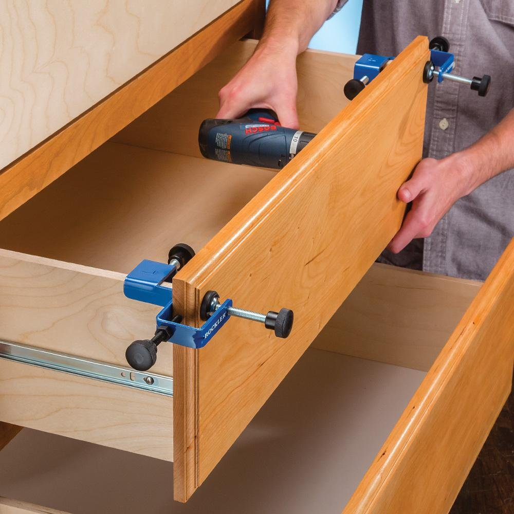 Drawer Front Installation Clamps by Rockler (Image #3)