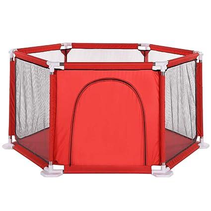 Hexagonal Parque Infantil Infantil para bebés, Desmontable ...