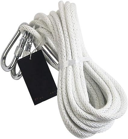 ANHPI Cuerda para Escalar En Roca Cuerda para Rescate A ...